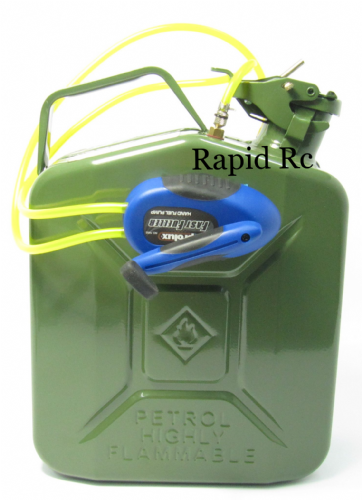 Fuel Caddy Green Jerry Can